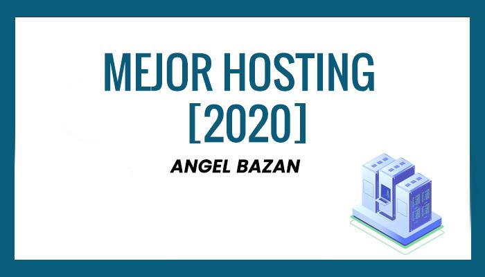 2020 Hosting